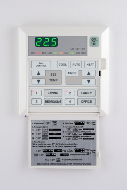 Air Conditioning Controller leasam